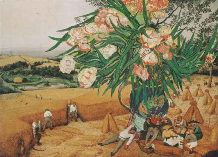 Breugel's Bouquet -