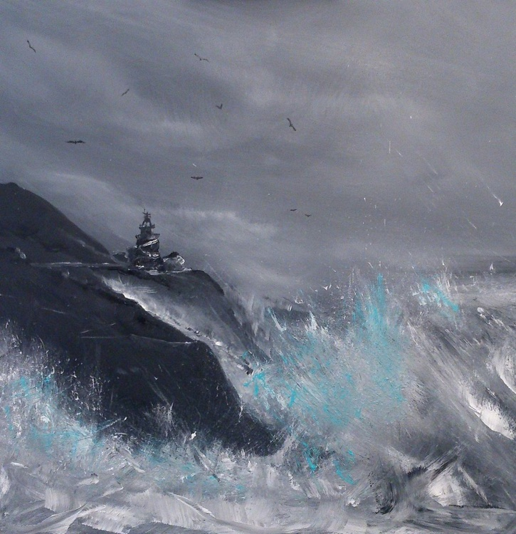Squall of Teal - Image 0