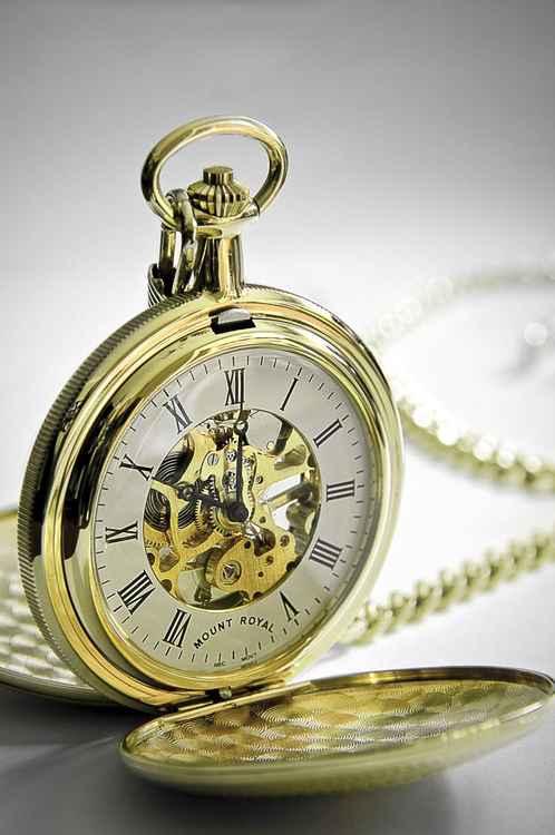 pocket watch -