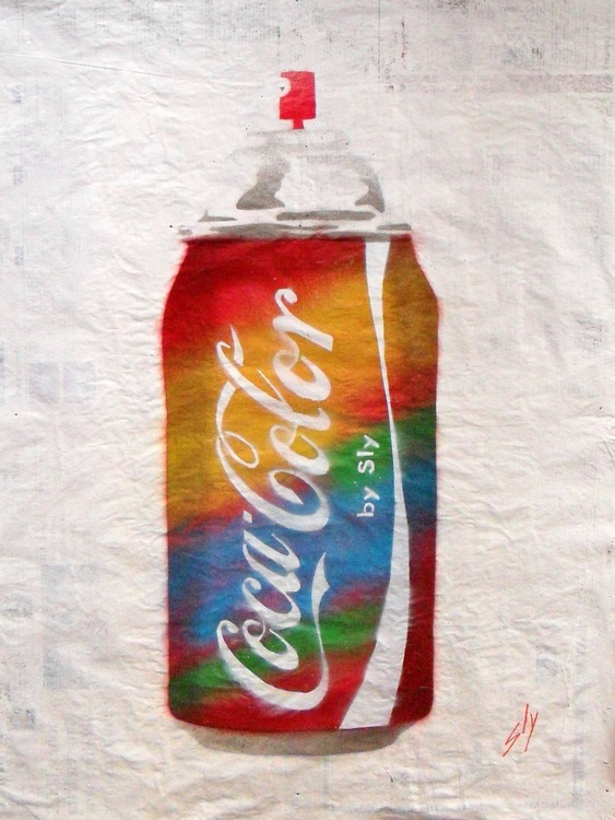 CocaColors (on The Daily Telegraph) - Image 0