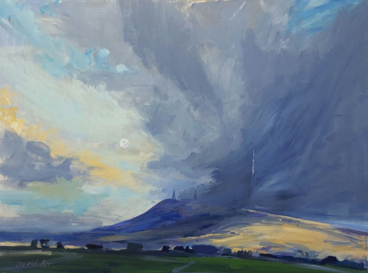Storm Over Winter Hill - Image 0