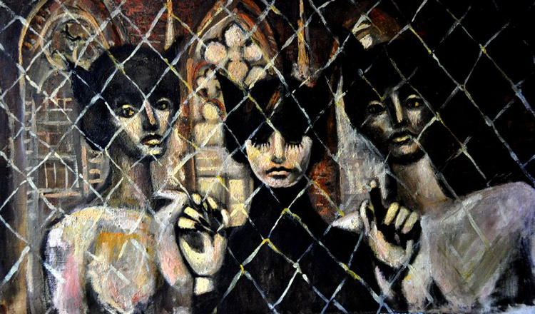 Cat People in Prison - Image 0