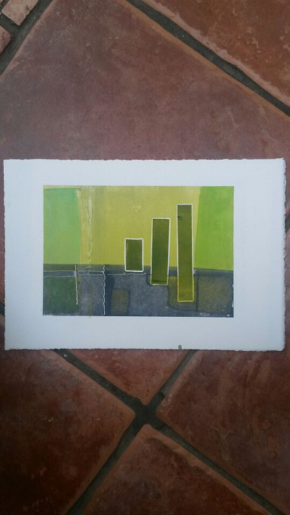 Towers  (Green) - Image 0