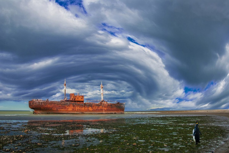 Shipwreck I - Image 0