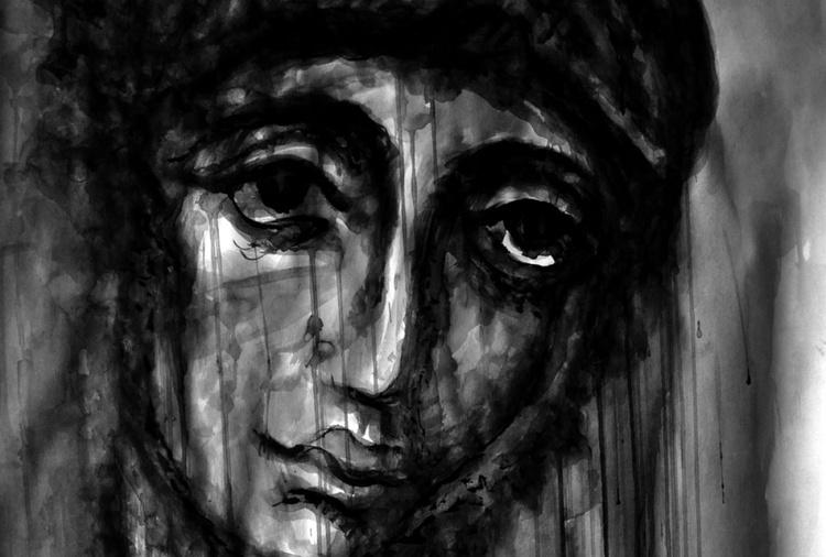 Crying Saint - Image 0