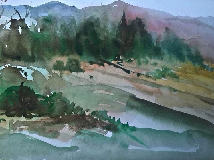 """Landscape """" Žagubica """" - Image 0"""