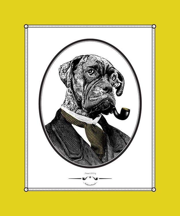 Top Dog (unframed) - Image 0