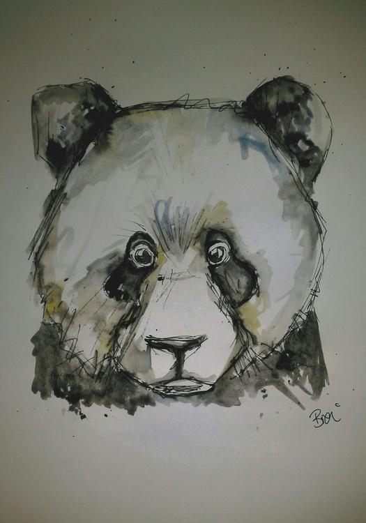Panda Doodle - Image 0