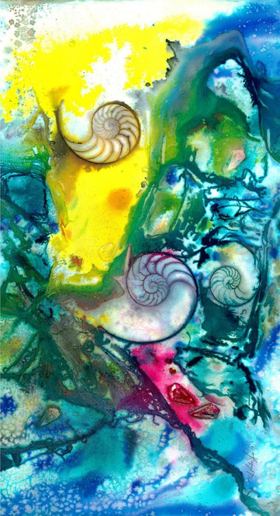 Sea Bliss No 14 - Image 0