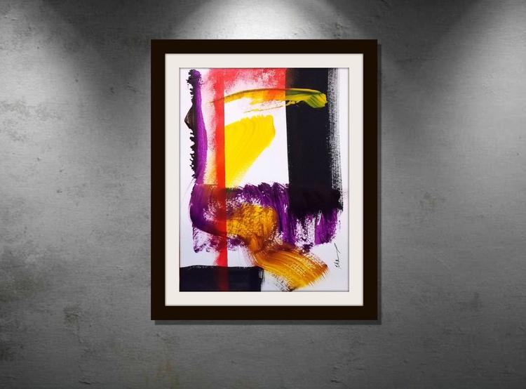 Abstract Study 105 - Image 0