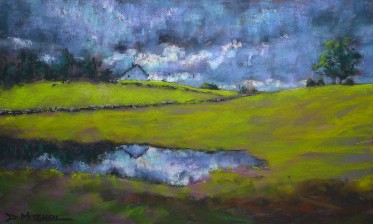 Stormy Reflections - Image 0