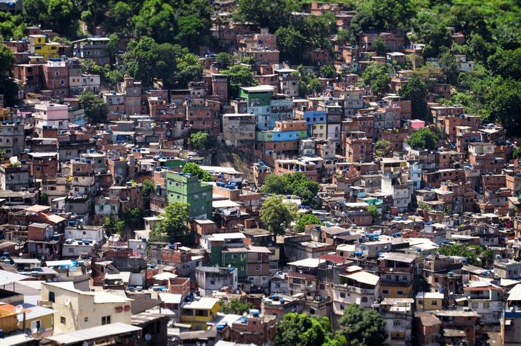 Rocinha Favela, Rio de Janeiro #2 - Image 0