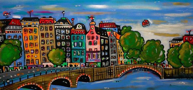 Vibrant Amsterdam - Image 0