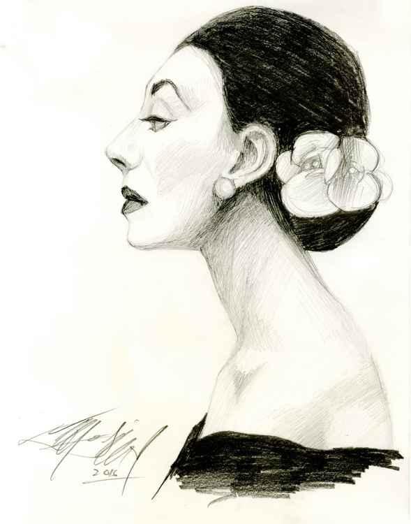 Elegant Profile -