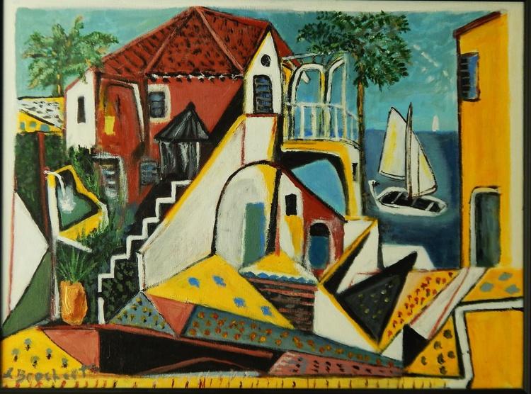 Picasso interpretive by Lorenz - Image 0