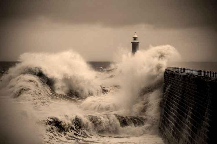 Tynemouth pier -