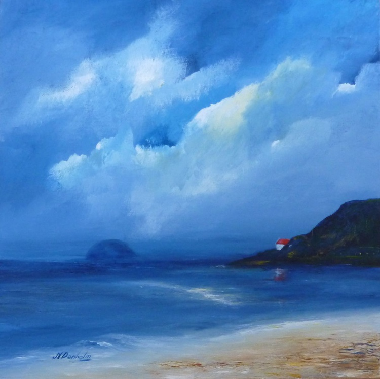 Looking to Ailsa Craig - Image 0