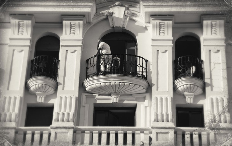 Madrid Balcony #10 - Image 0