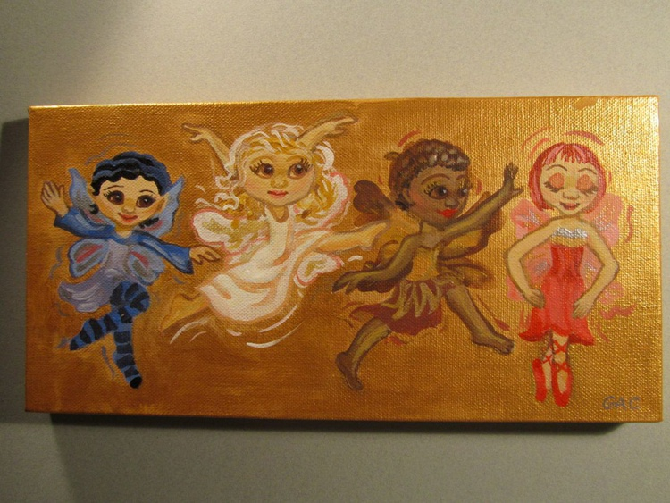 Four Seasons Fairies - Image 0