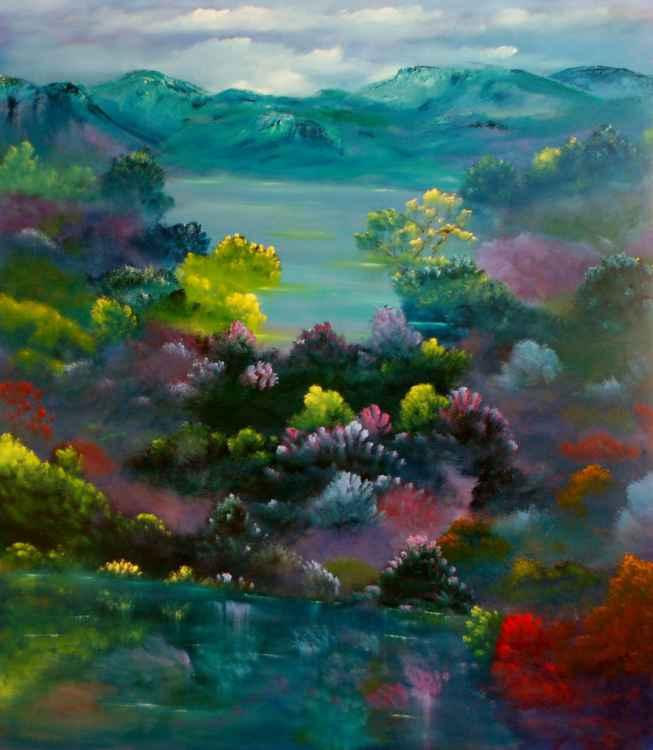 Blue Hill Mountain -