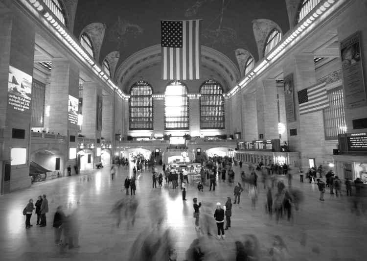 Grand Central Station 2007