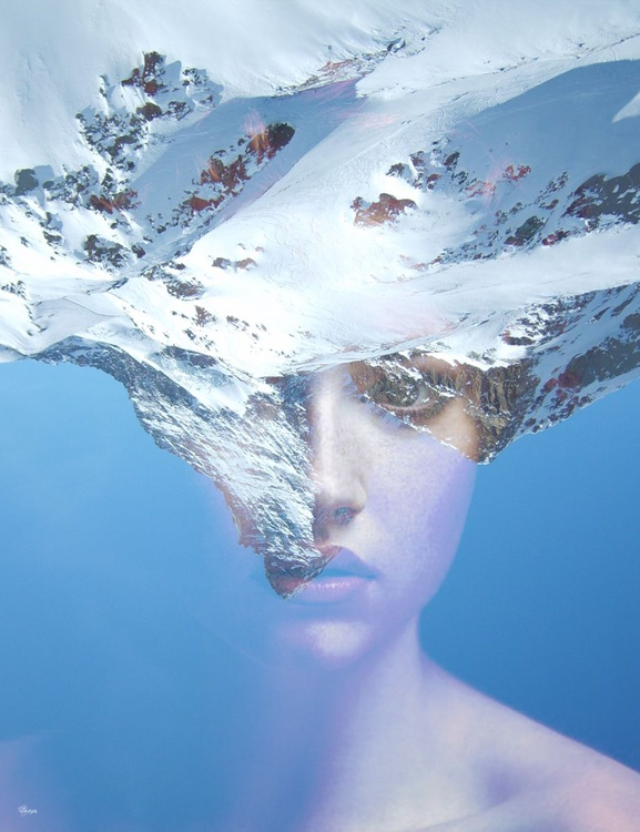 Winter mirror - Image 0