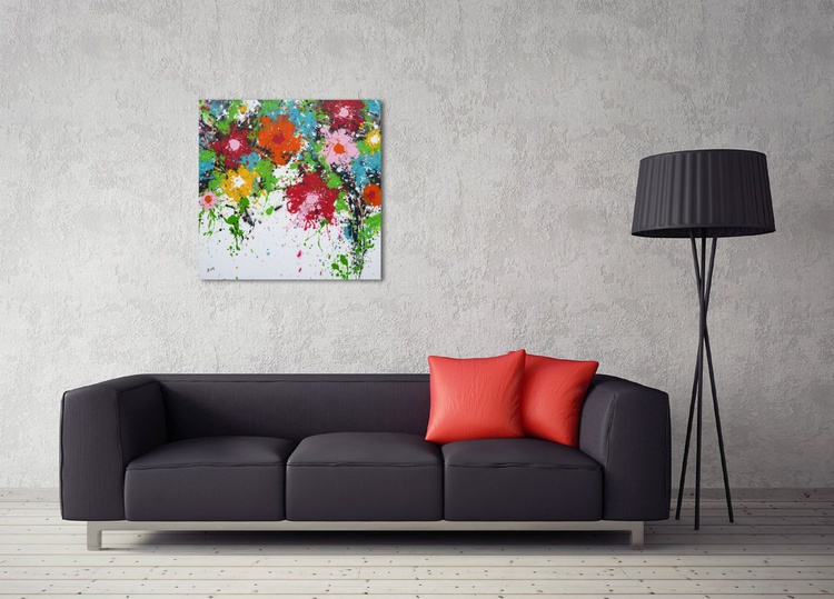 Color Flowers - SOLD - Image 0