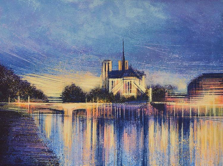 One Night In Paris - Image 0