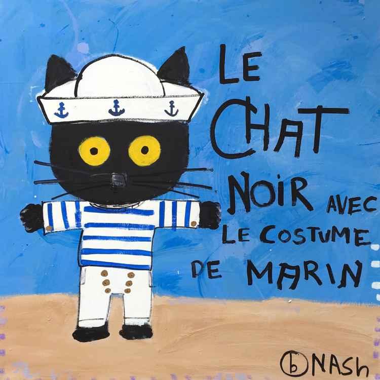 Le Chat Noir -- sailor -