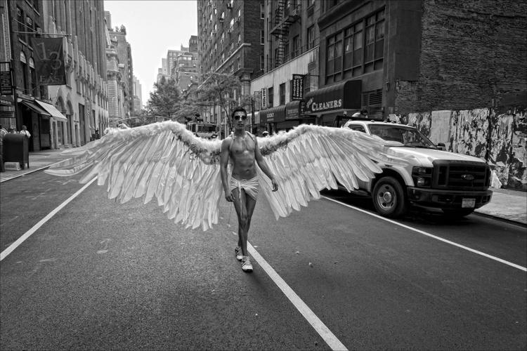 Gay Pride Angel - Image 0