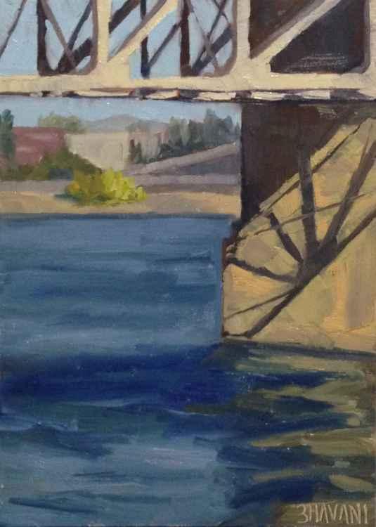 Just water under the bridge -