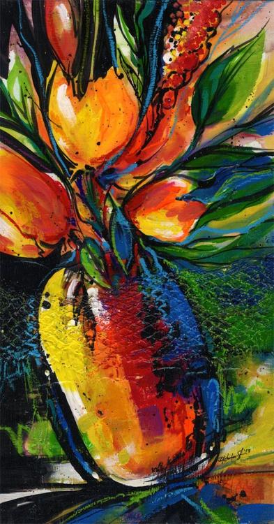 Floral Fantasy No. 17 - Image 0