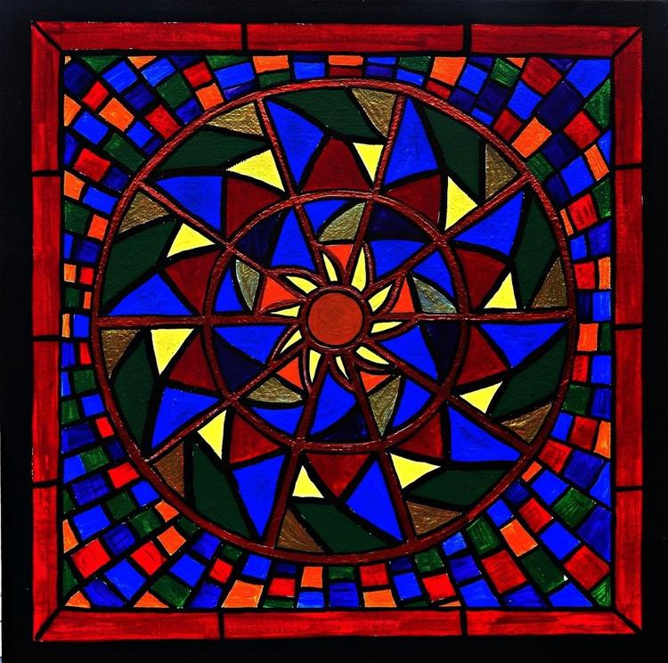 The sun pinwheel - Image 0