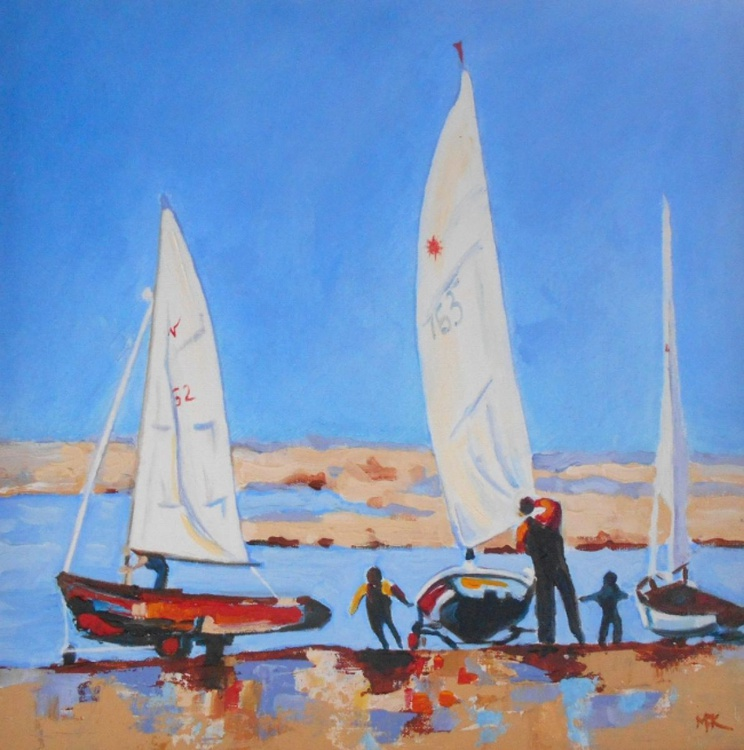 Sailing Away - Image 0