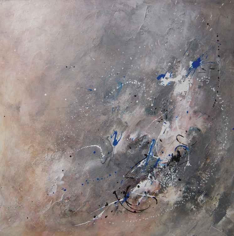 """Cosmos "" abstract art"