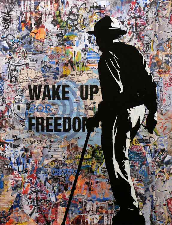 Tehos - Wake up for Freedom -