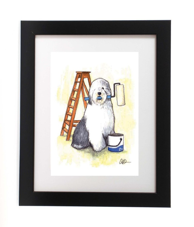 Painter & Decorator (Ready Framed) - Image 0