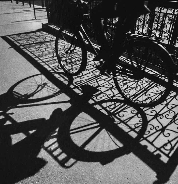 Shadow-4 in Budapest city -