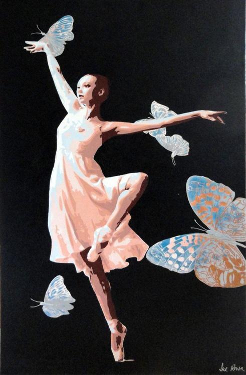 Peach Ballerina - Image 0