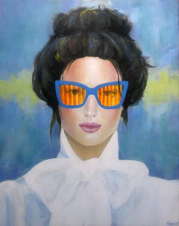 Acrylic painting - Image 0