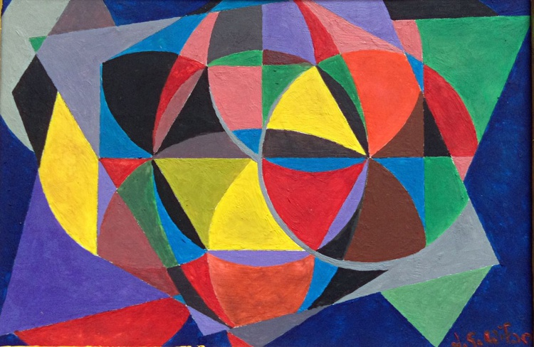 Small geometry n. 6 - Image 0