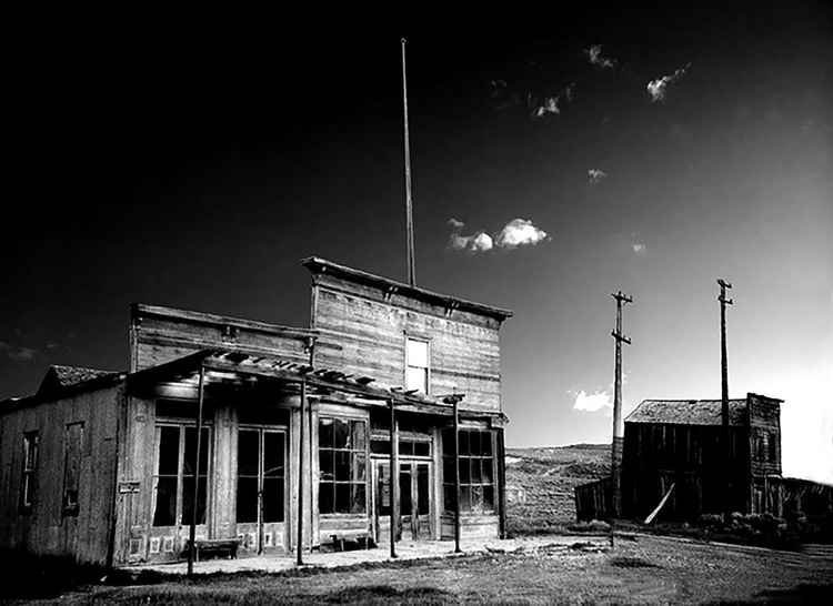 Bodie General Store, Bodie, California USA -