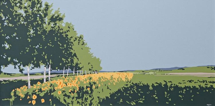 Sunflower Field - Image 0