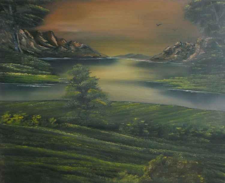 Green & Serene -