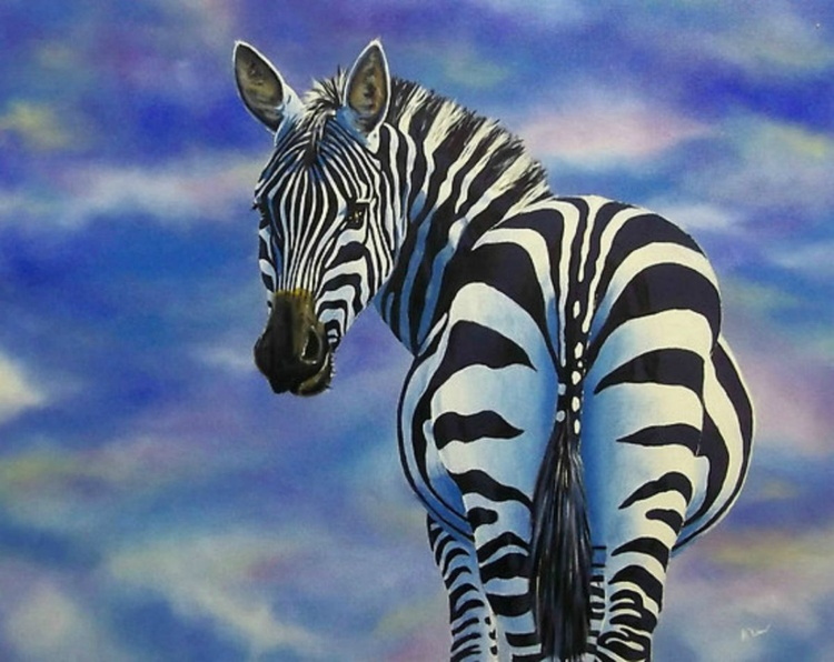 Do These Stripes Make My Bum Look Big? - Image 0
