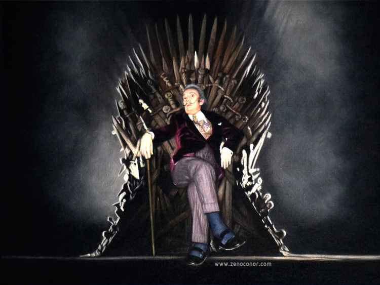 DALI (IRON THRONE) -