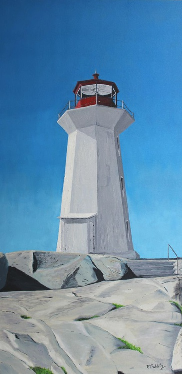 Peggy's Cove Lighthouse - Image 0