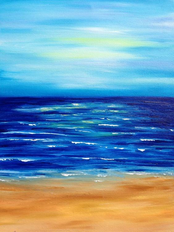 Sun Lit Seas - Image 0
