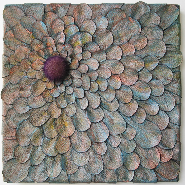 Leathery Petals Multi - Image 0