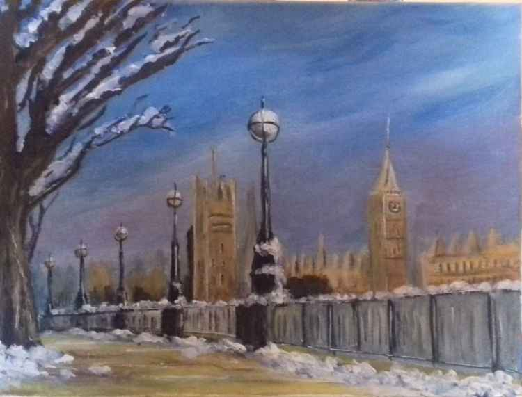 Snowy River Thames London -